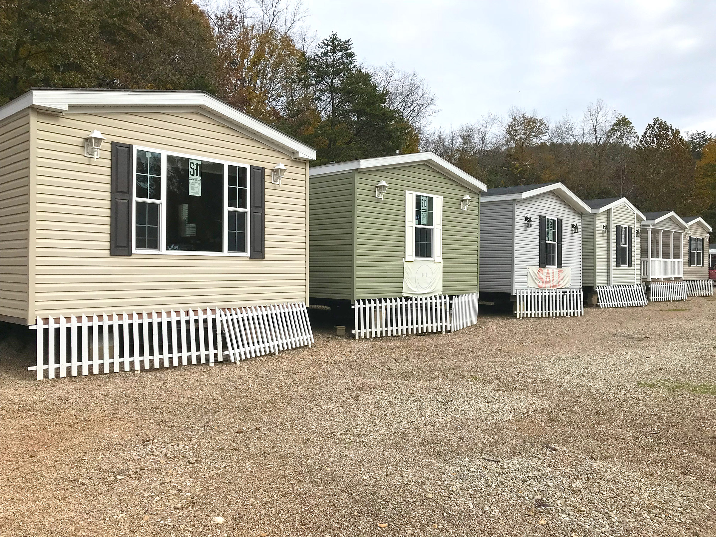 Remy's Mobile Homes Inc  – McArthur Ohio